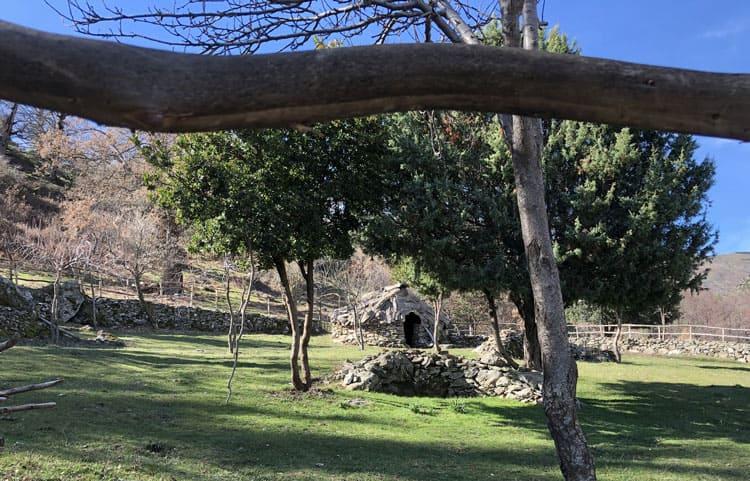 Barbagia - Sardinia landscape