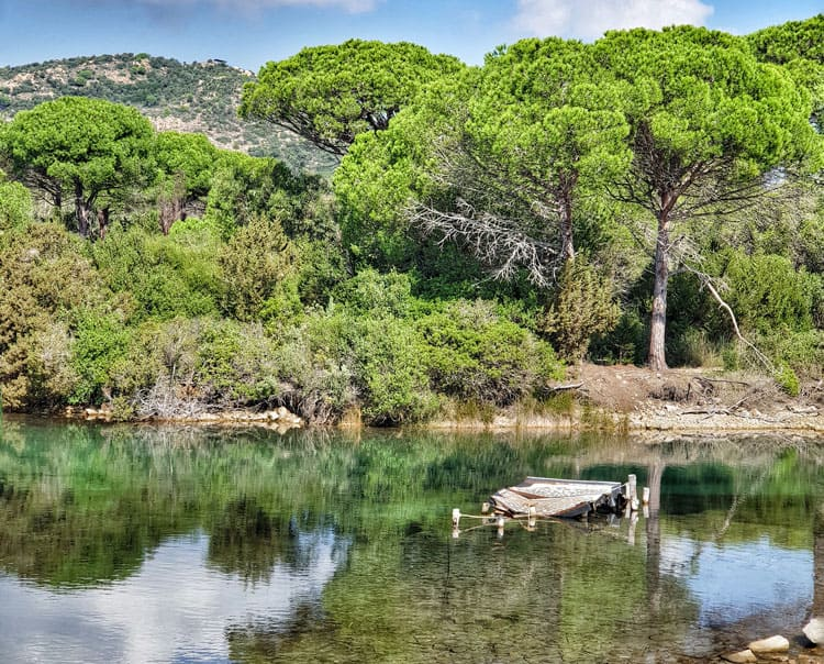 @lamg('Oasi naturalistica di Bidderosa') - Orosei- Sardinien